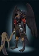 Mod Raven in Wardrobe Interface