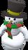 Snowman - plain