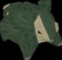 Viridian skillchompa detail