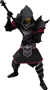 Zamorakian warlock 1