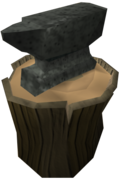 Barbarian anvil
