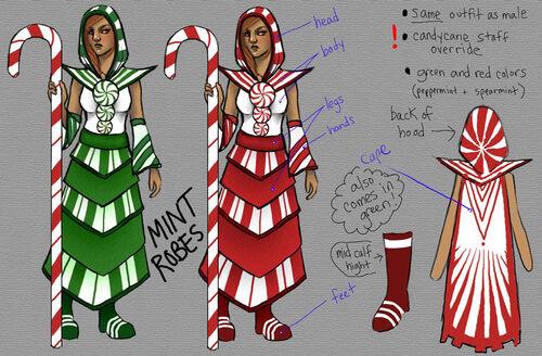 Design an Outfit - Iridescence