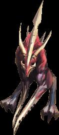 Lesser demon (Melzar's Maze) concept art