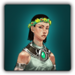Robes of Remembrance pack icon (female)
