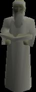 Saradomin statue lvl 1
