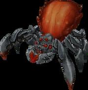 Araxyte spider detail