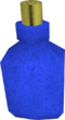 Blue dye detail