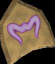 Crest of Zamorak detail