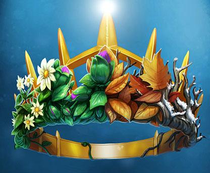 Crown of Seasons concept art