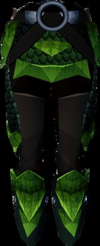 File:Green dragonhide chaps detail.png