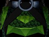 Green dragonhide chaps