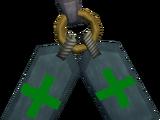 Healer's insignia