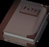 Hymn book detail