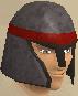 Iron helm chathead old