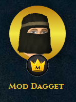 Jagex-Moderator Mod Dagget Avatar