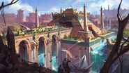Menaphos upper levels concept art clue