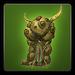 Repentant beast Solomon icon