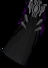 Tectonic robe bottom (shadow) detail