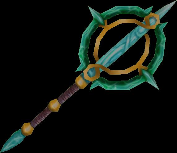 Attuned Crystal Wand Runescape Wiki Fandom Powered By Wikia