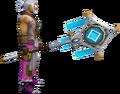 Banner of Seren (tier 3) equipped.png