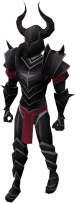 Black Knight (The Battle of Lumbridge)