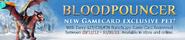 Bloodpouncer lobby banner