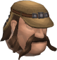 Cart conductor (Dwarven Mine) chathead