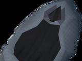 Christmas ghost hood