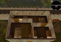 Cryptic clue Yanille house chest