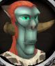 Guthix (naragi) cabeça