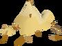 Sawdust detail