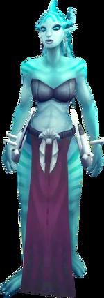 Sea Witch Kaula