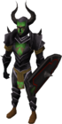 Black armour (h4) (lg) equipped