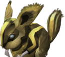 Golden Chinchompa