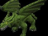 Green dragon (Dungeoneering)