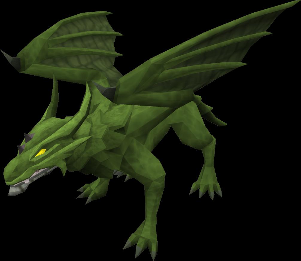 Green Dragon Runescape Wiki Fandom Powered By Wikia
