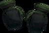 Hardened penance gloves detail