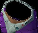 Pharaoh's shendyt (purple, female)