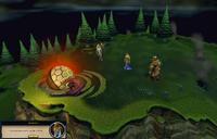 Saradomin, Armadyl and Bandos confront Zamorak