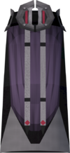 Superior elite void knight robe (guardian) detail