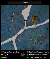 Tarddiad map