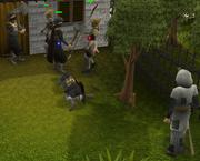 WGS Axeman gevecht