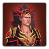 Ambassador of Chaos outfit icon (male)
