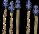 Argonite arrows