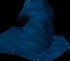 Blue hat (Legends' Quest) detail