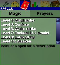 Standard spells old1