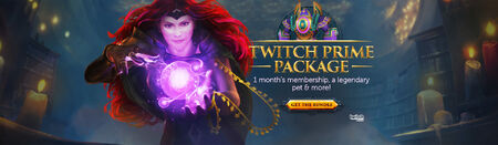 Twitch Prime Package head banner
