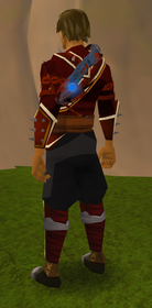 Augmented kalphite repriser equipped