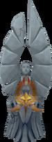 Efaritay statue with pendant
