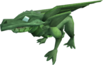 Hatchling dragon (green) pet